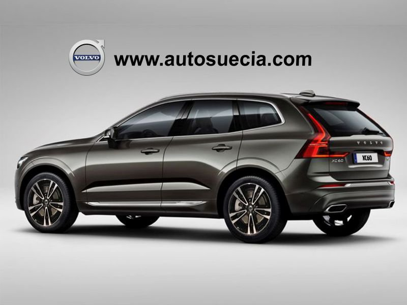 Volvo XC60 2.0 T4 Auto Business Plus Business Plus