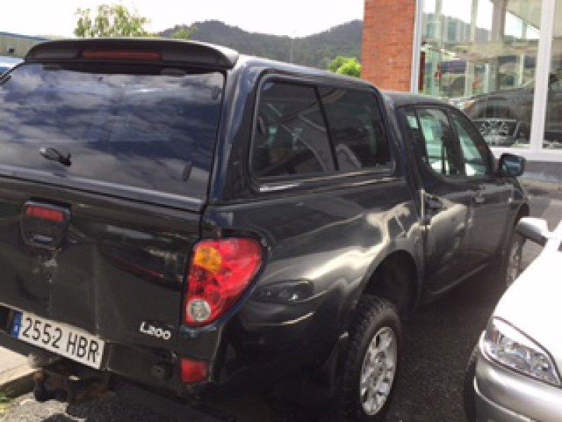 Mitsubishi L200 2.5 DI-D Double Cab Invite