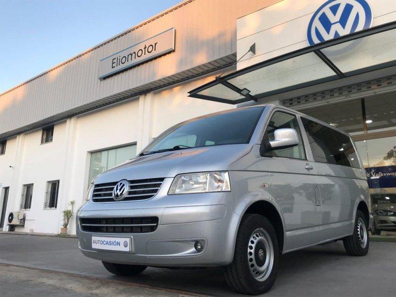 Volkswagen California 2.5TDI 130cv Tiptronic