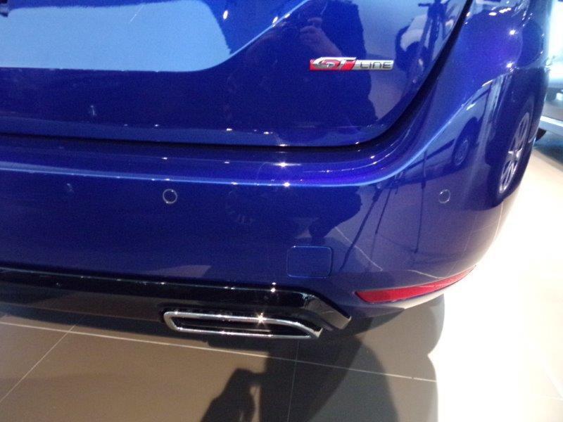 Peugeot 308 SW 2.0 GT-LINE