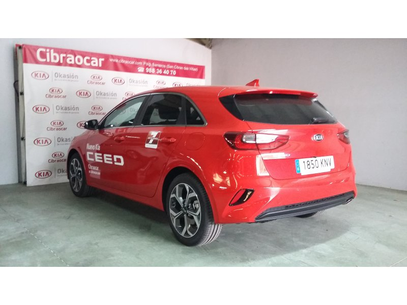 Kia ceed 1.6 CRDi 100kW (136CV) TECH