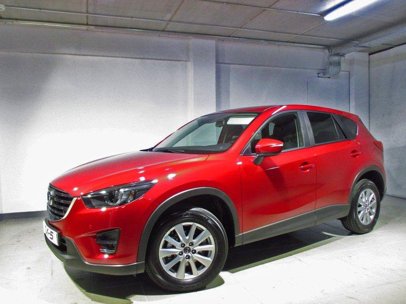Mazda CX-5 2.2 150cv DE 2WD Style+SAFETY+NAVI