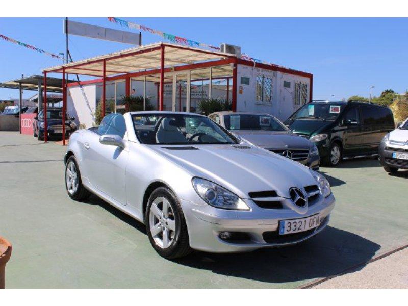 Mercedes-Benz Clase SLK SLK 200 K -