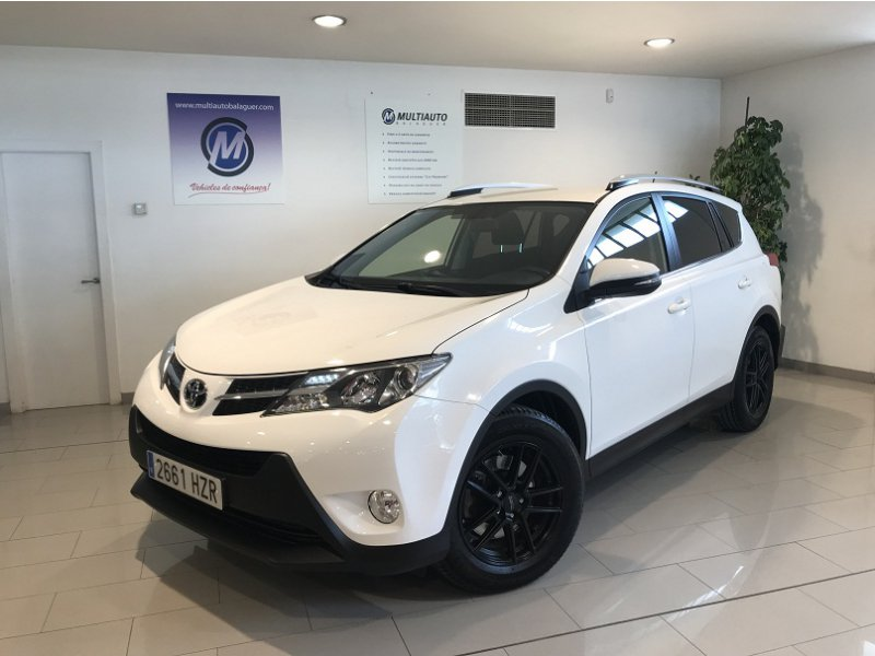 Toyota Rav4 2.2 D-4D 150 CV AWD Advance