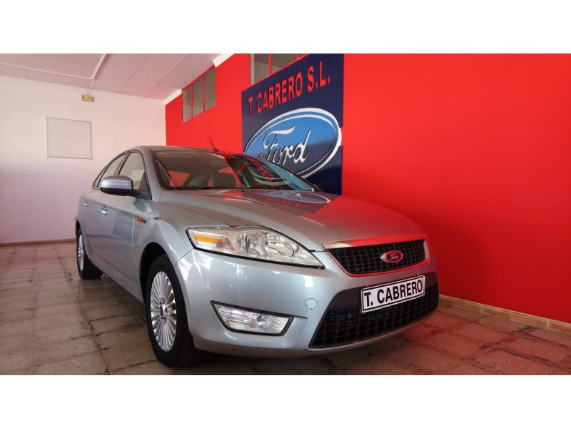 Ford Mondeo 1.8 TDCi 125 Trend