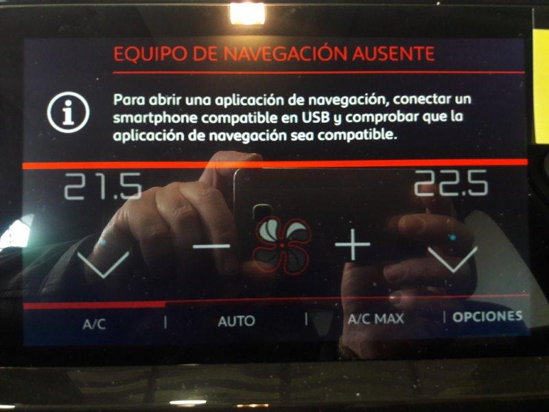 Citroen C5 Aircross BlueHdi 96kW (130CV) S&S Live