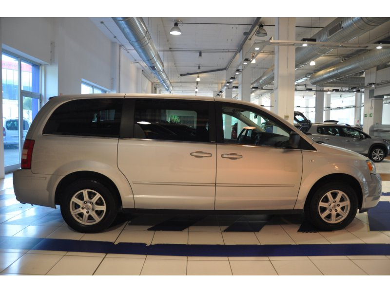 Chrysler Grand Voyager 2.8 CRD Auto LX