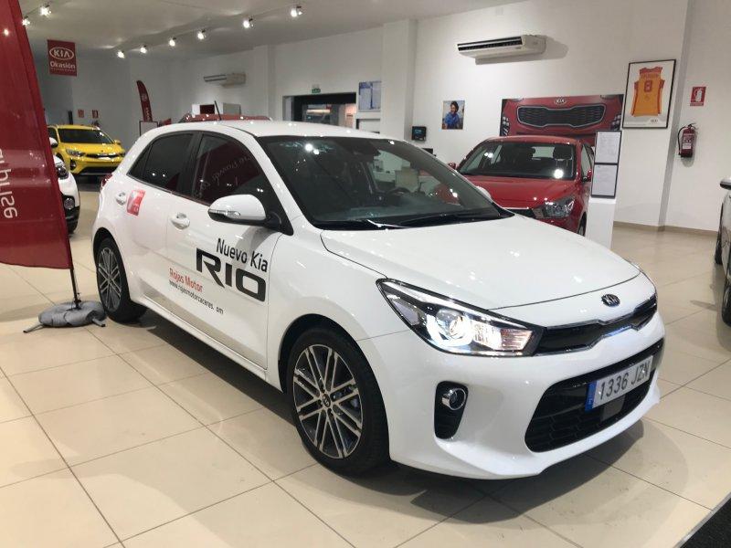 Kia Rio 1.4 CRDi 66kW (90CV) Tech