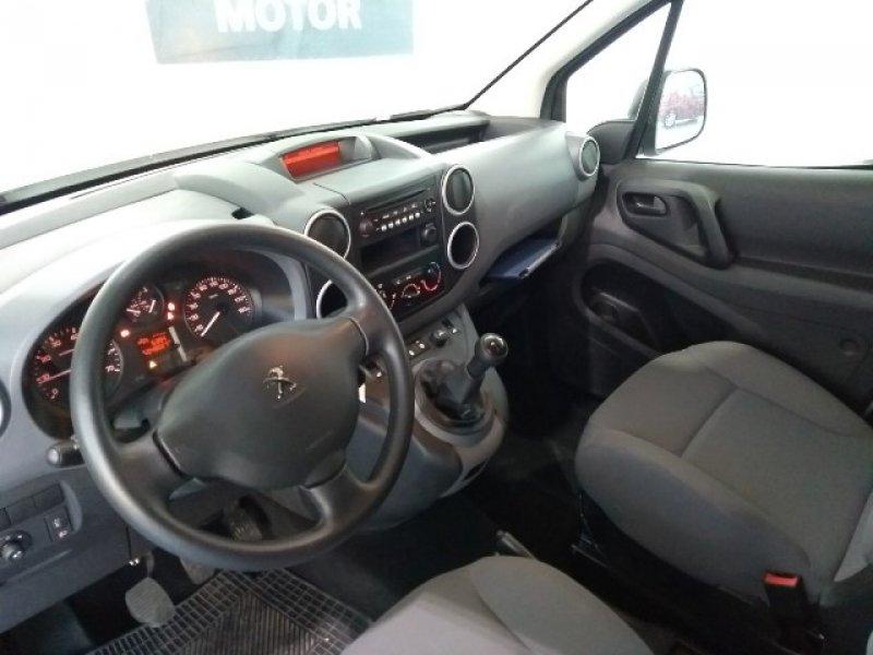 Peugeot Partner Furgón L1 1.6 HDi 75 Confort Pack
