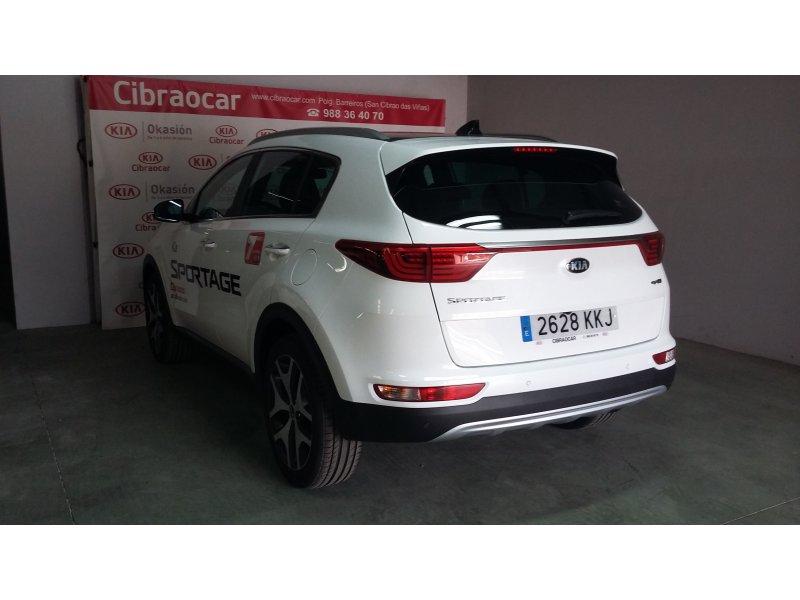 Kia Sportage 1.7 CRDi VGT GT-LINE 4x2 Eco-Dynam GT Line