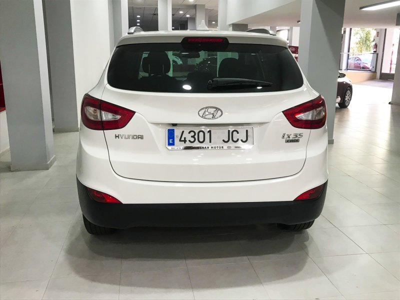 Hyundai IX35 1.7 CRDi Sky 4x2 Kosmo