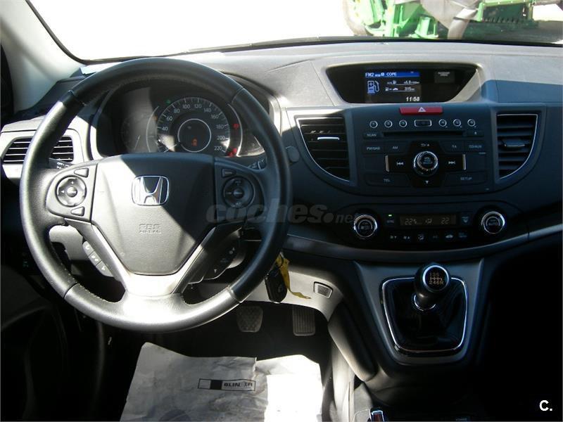 Honda CR-V 1.6 i-DTEC 4x2 Lifestyle