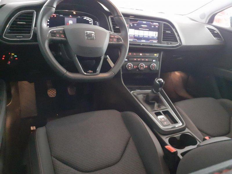 SEAT León 1.5 TSI 110kW St&Sp FR Edition Plus