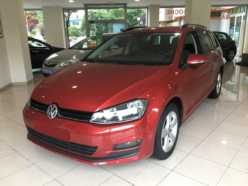 Volkswagen Golf Variant Bluemotion Business&Navi 1.6 TDI Business & Navi Bluemotion