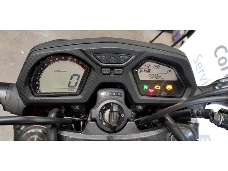 Honda-Moto CBF 600 S ABS 650