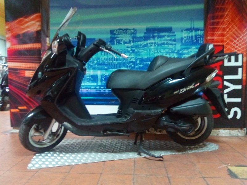 Kymco Grand Dink 125 4T