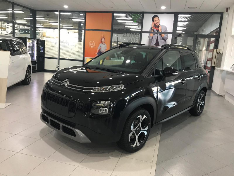 Citroen C3 Aircross PureTech 81kW S&S EAT6 #InspiredBy