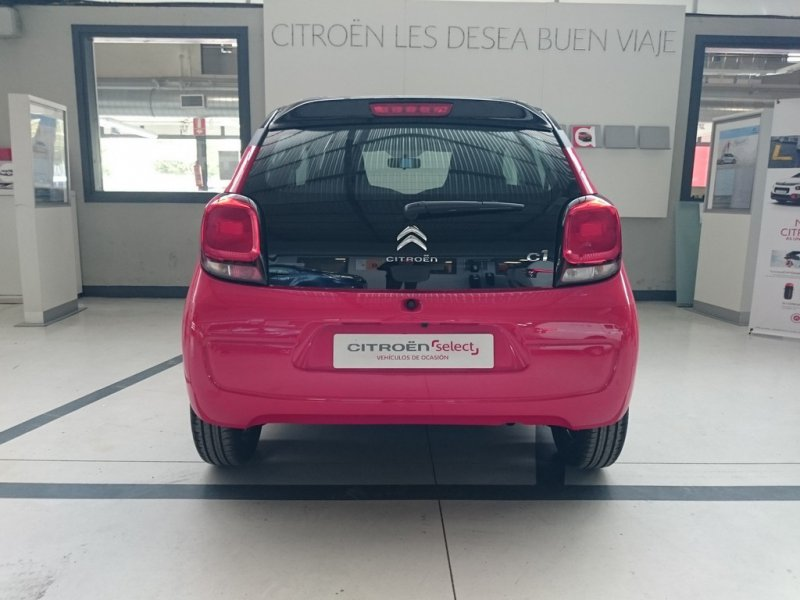 Citroen C1 VTi 68 ETG Feel Edition