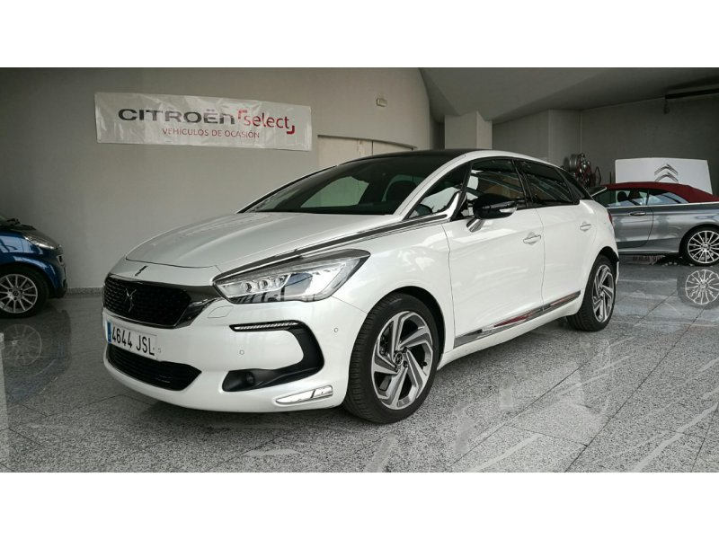 DS DS 5 Hybrid4 Airdream Sport
