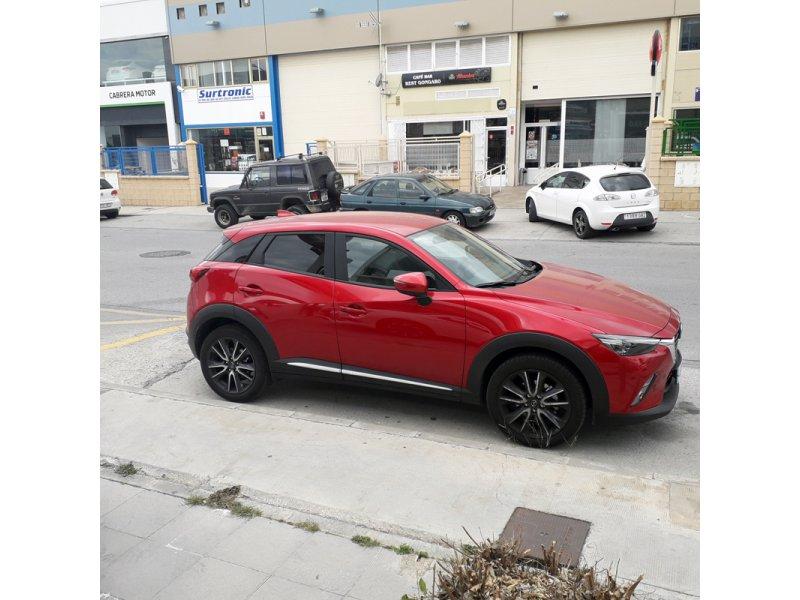 Mazda CX-3 1.5 105CV DE 2WD Luxury (Navi) Luxury