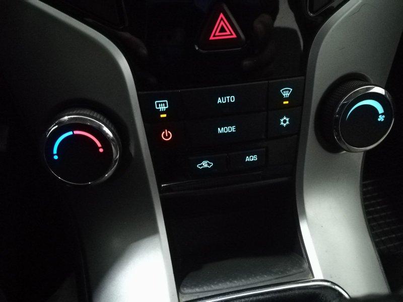 Chevrolet Cruze 1.6 16V 105CV LS
