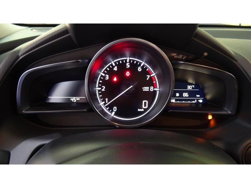 Mazda Mazda2 1.5 GE 85kW Safety White Navy Zenith