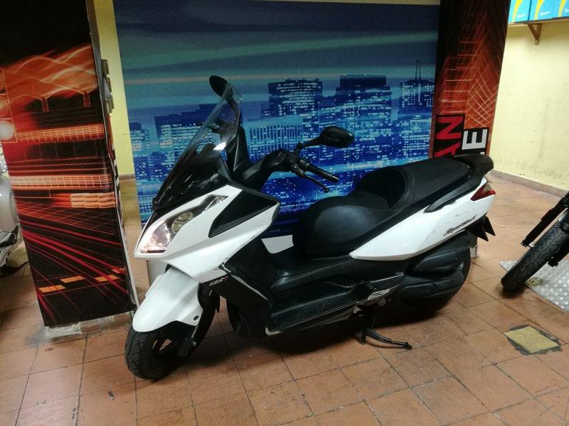 Kymco SuperDink 125 4 TIEMPOS ABS