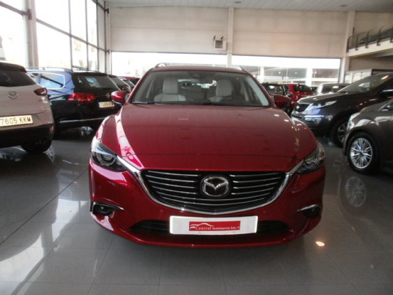 Mazda Mazda6 2.5 GE AT L.+P.+ T.+SR (CB) WGN Luxury