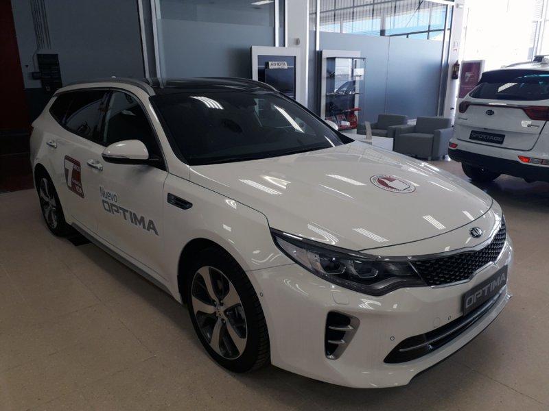 Kia Optima SW 1.7 CRDi VGT DCT Eco-Dynamics GT Line