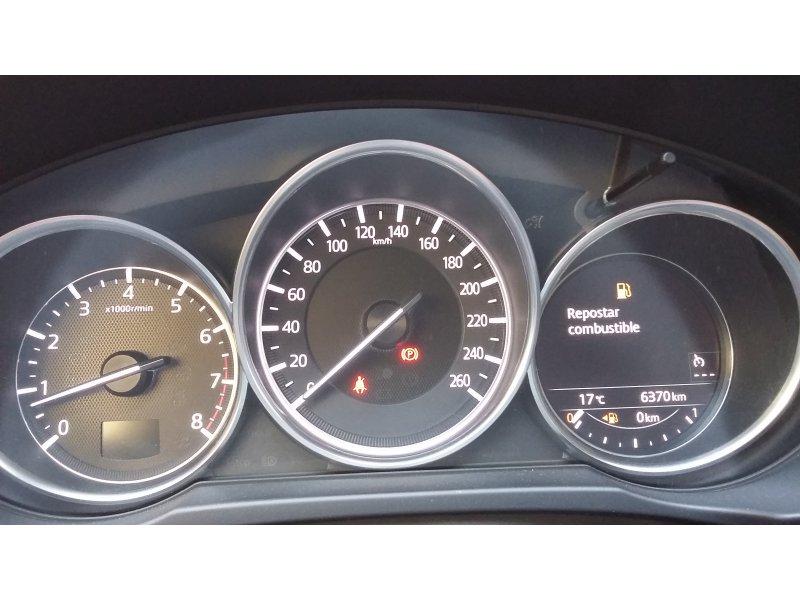 Mazda CX-5 2.0 GE MT 121kW(160cv) Zenith 4WD ZENITH