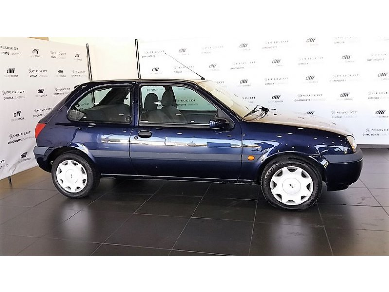 Ford Fiesta 1.8 TDdi Ambiente 75cv AMBIENTE
