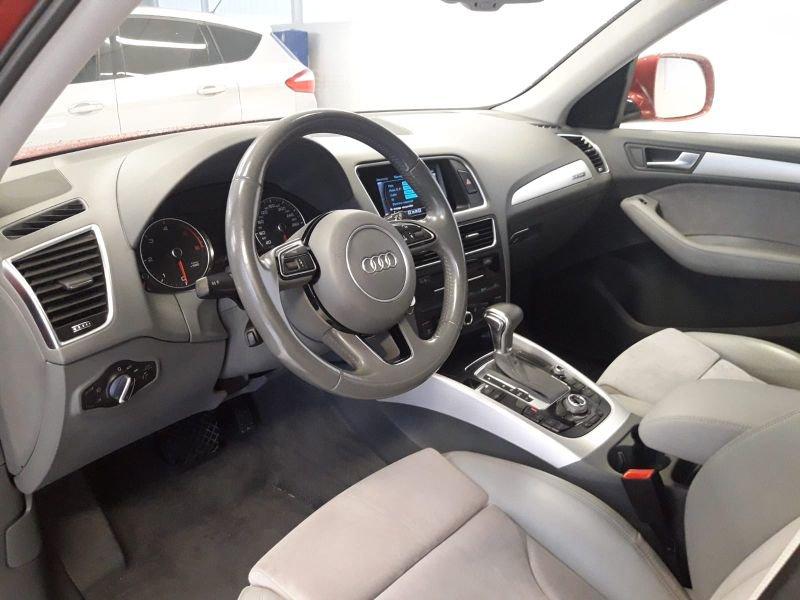 Audi Q5 2.0 TDI clean 190CV quatt S tro Advanced Advanced edition