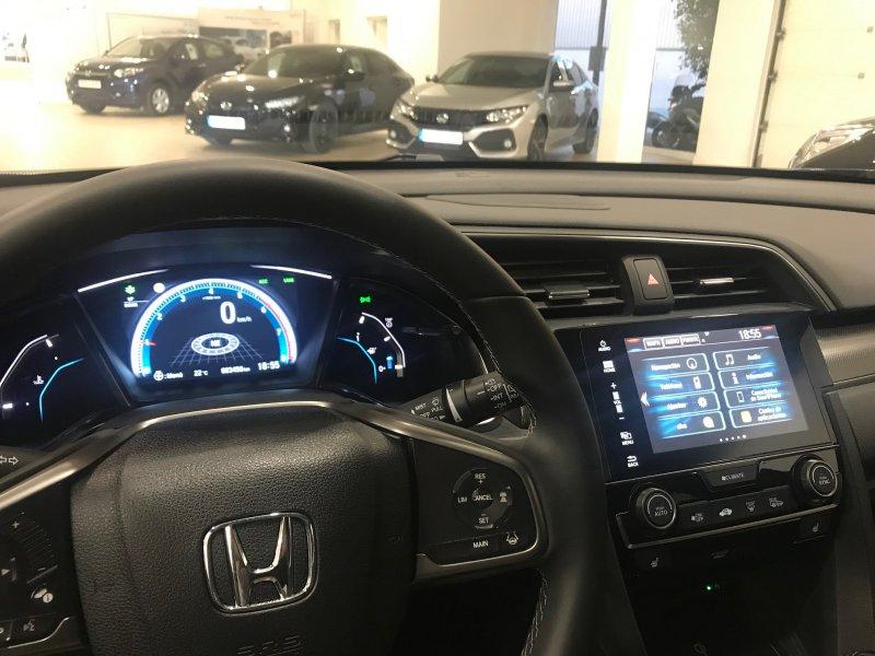 Honda Civic 1.0 I-VTEC TURBO EXECUTIVE PREMIUM Executive