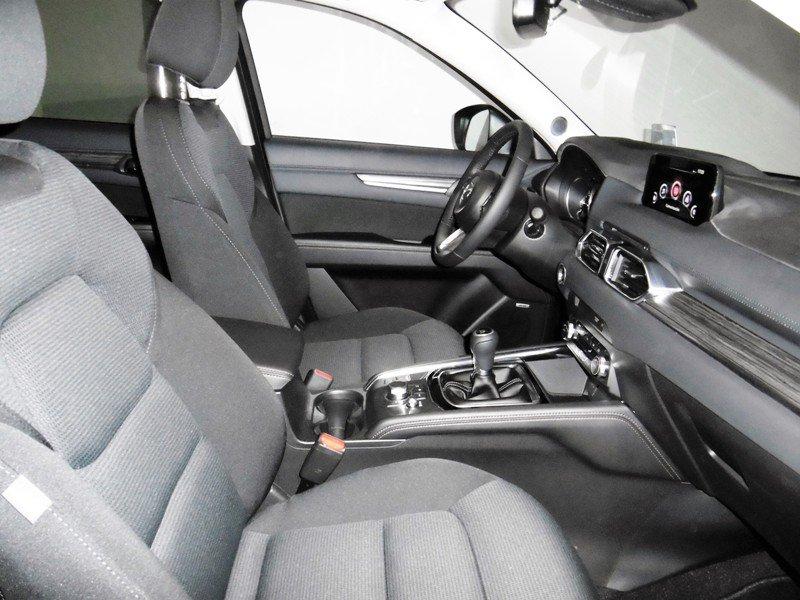 Mazda CX-5 2.2 DE 110kW Zenith+CN 2WD ZENITH