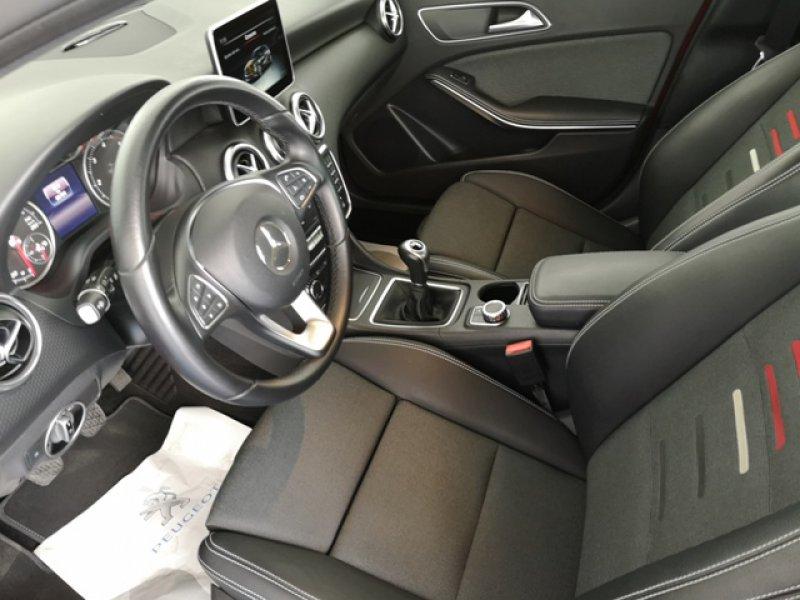 Mercedes-Benz Clase A A 180 d Style