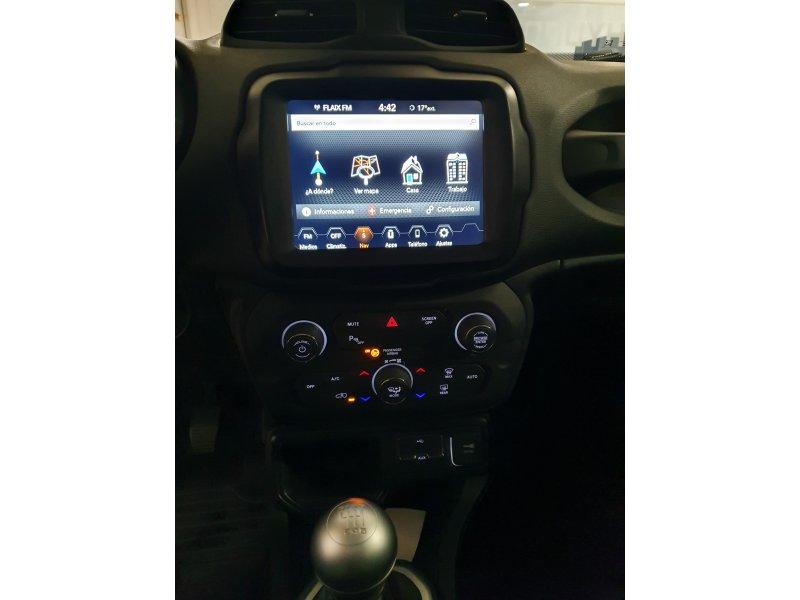 Jeep Renegade 1.6 Mjet 4x2 E6 Longitude
