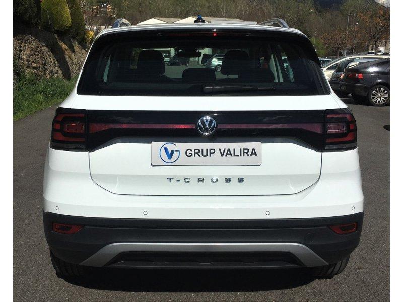 Volkswagen T-Cross 1.0 TSI 85kW (115CV) Sport