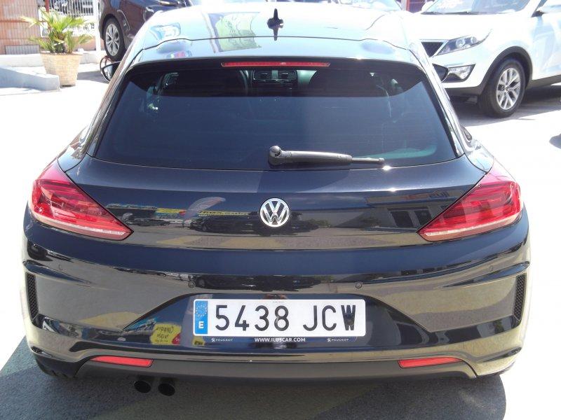Volkswagen Scirocco 1.4 TSI 125CV BMT R-Line
