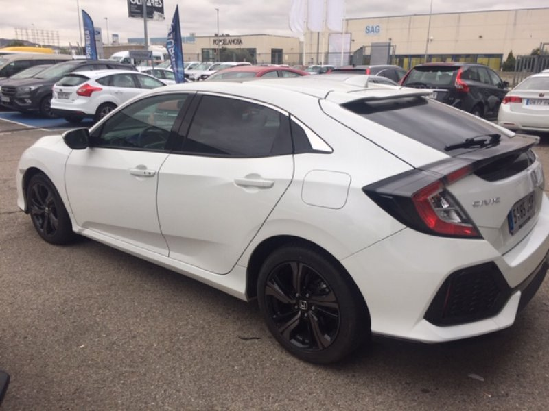 Honda Civic 1.0 I-VTEC TURBO CVT EXECUTIVE PREMIUM Executive