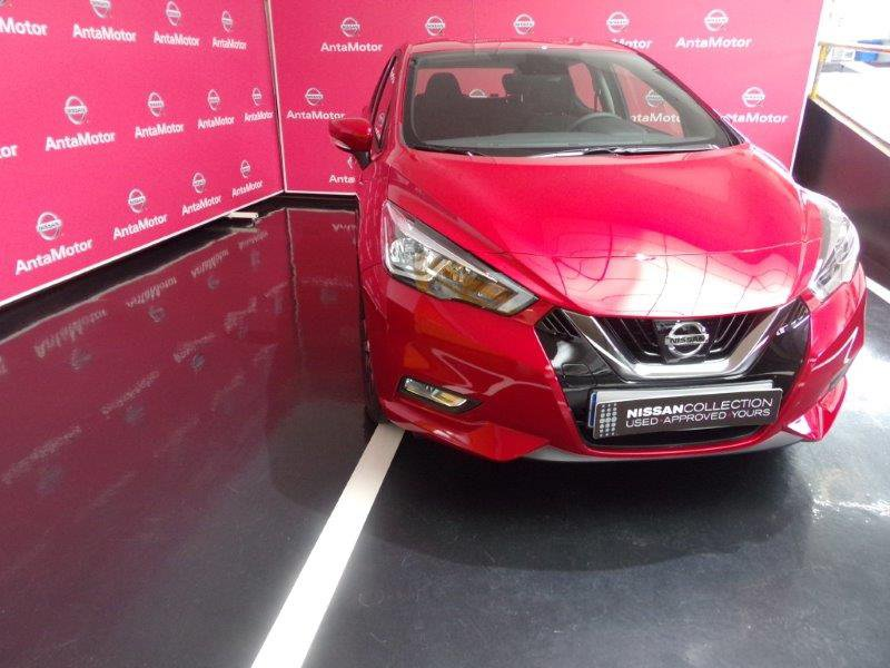 Nissan Micra 1.5 N-CONNECTA