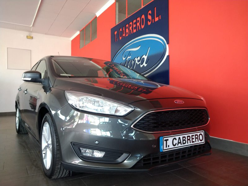 Ford Focus 1.5 TDCi Auto-Start-Stop E6 120cv Trend+