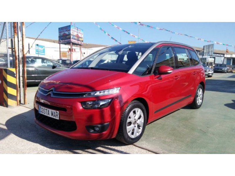 Citroen Grand C4 Picasso 1.6 HDi 111cv CMP Exclusive
