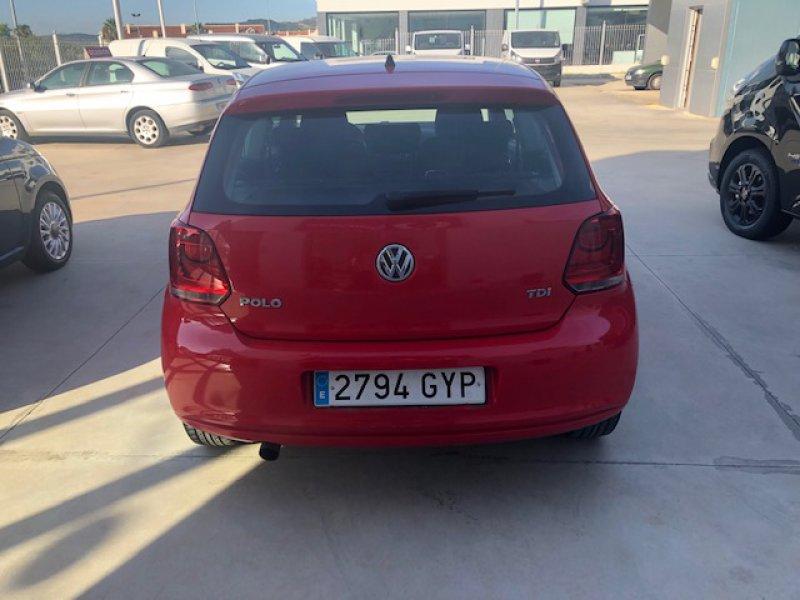 Volkswagen Polo 1.6 TDI 90cv Sport