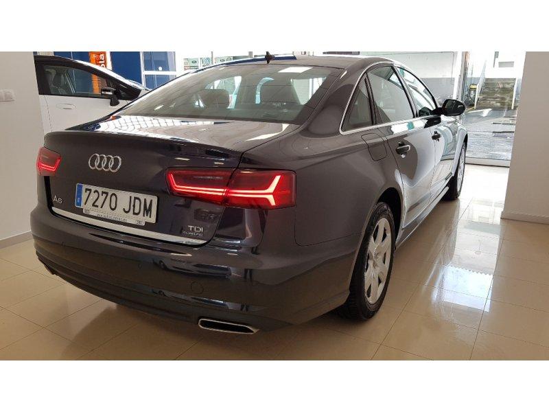 Audi A6 3.0 TDI quattro Stronic Advanced
