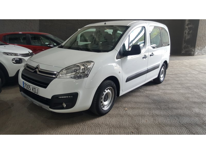 Citroen Berlingo Multispace LIVE BlueHDi 75 Live