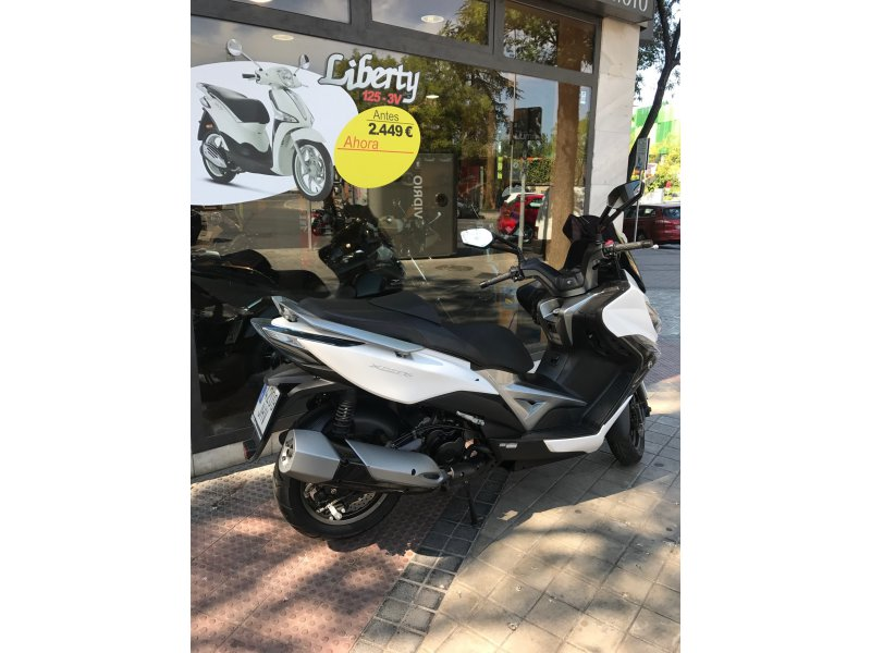 Kymco Xciting 500 R Xciting 400