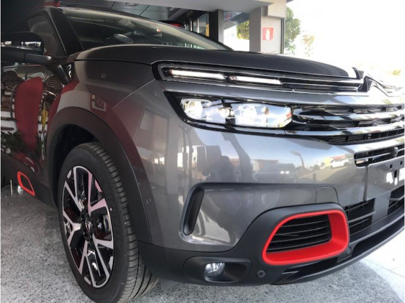 Citroen C5 Aircross BlueHdi 132kW (180CV) S&S EAT8 Shine