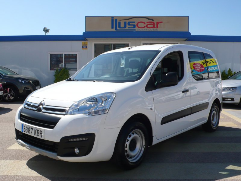Citroen Berlingo Multispace LIVE Edit.BlueHDi 74KW (100CV Live Edition