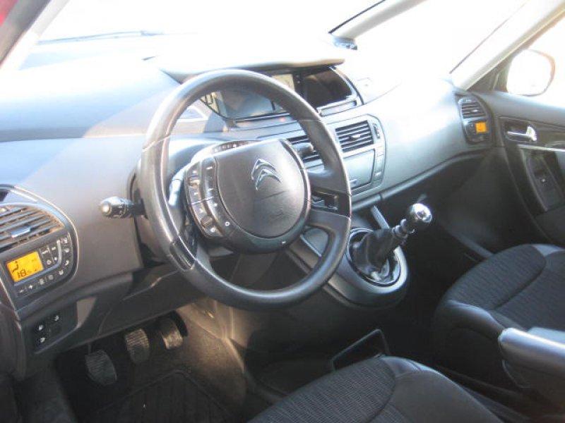 Citroen C4 Picasso 2.0 HDi 150cv Exclusive