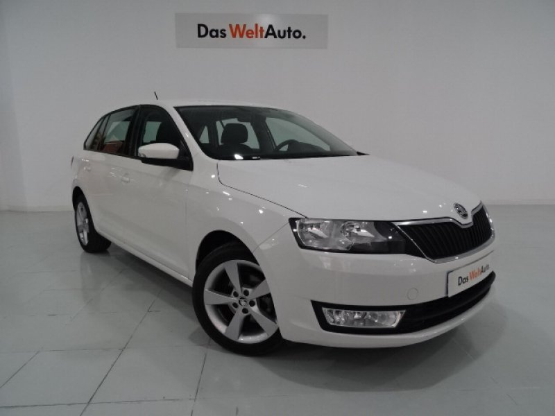 Skoda Spaceback 1.2 TSI 90cv Spaceback Ambition